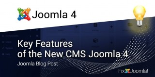 Key Features of the New CMS Joomla 4