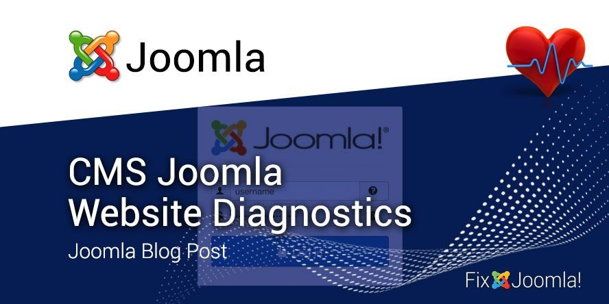 Joomla-site-diagnostics