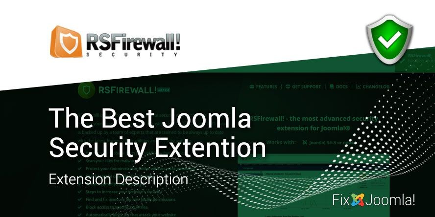 RSFirewall-Joomla-Security-Extension