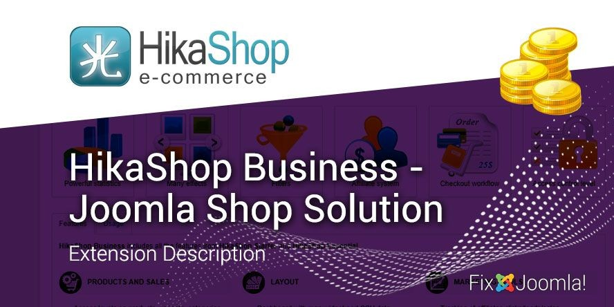 HikaShop-Business-Joomla-Shop-Solution
