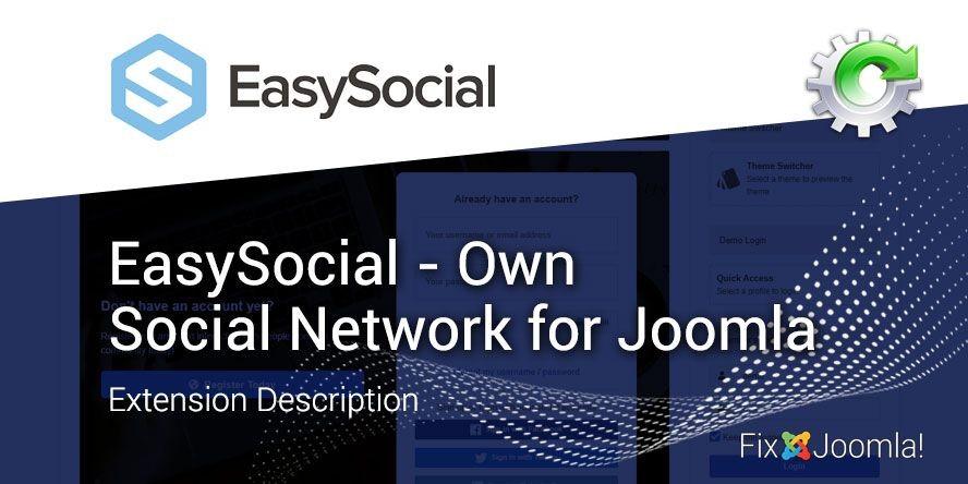 EasySocial-Social-Network-for-Joomla