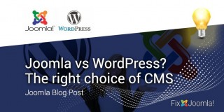 Joomla vs WordPress? Правильный выбор CMS в 2020 году!